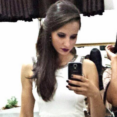 Michelle Maria Merlin (Sertãozinho - SP)